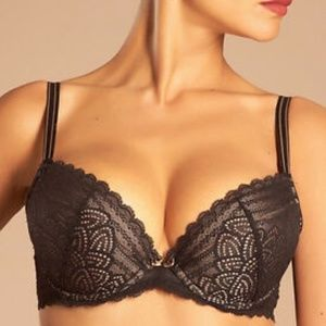 CHANTELLE Merci Push-up bra brand new with tags